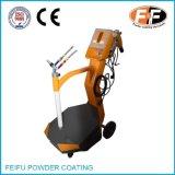 Оборудование краски порошка псевдоожижения Colo электростатическое