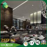 Estilo internacional da forma do jogo de quarto de madeira do hotel da estrela (ZSTF-04)