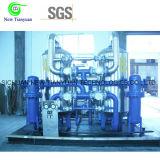 Aufsatz-Erdgas-Dehydratisierung des manuelles Steuerzwei/trocknendes Gerät