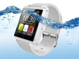 بيضاء [أو] ساعة [بلوتووث] ذكيّة ساعة [وريستوتش] [أو8] يلاءم لأنّ ذكيّة هواتف [أندرويد] [إيوس]
