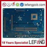1.2mm 4layers mehrschichtige OSP Fr4 Kommunikations-Leiterplatte gedruckte Schaltkarte