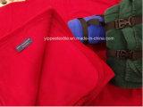 100% Polyester-Vlies-Zudecke, Picknick-Zudecke, reisende Zudecke