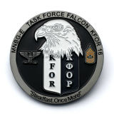 Los 2.os militares del halcón del efecto de la aduana acuñan