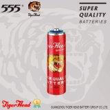Tiger-Kopf-super Qualität R6 304 AA-Größe Um-3 Batterie