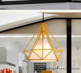 Europa-moderner heißer Verkaufs-hängende Lampe für Dekoration-Innenbeleuchtung