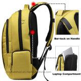 """Modo Bagback per l'allievo impermeabile antifurto 14 del banco dell'università degli uomini """" sacchetti dello zaino del computer portatile da 17 pollici"""