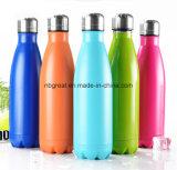 Бутылка воды спорта вакуума нержавеющей стали Customed
