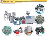 Plastic PC/PE/PP die Pelletiserend de Machine van het Recycling samenstellen