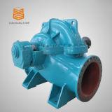 Große Strömungsgeschwindigkeit-Meerwasser-aufgeteilte Kasten-Pumpe