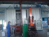 Cadena de producción del cilindro del LPG línea de capa del polvo