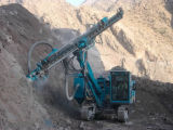 Hacia el sol a estrenar de la venta caliente corte de la roca de la máquina de corte Plataforma de perforación