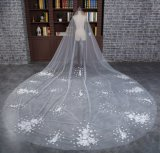 Оптовый шнурок Tulle Wedding Bridal длинняя вуаль
