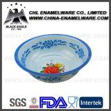 Da impressão brilhante do logotipo da cor do fornecedor de China bacia Unbreakable do plástico do pulverizador