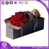 多彩なカスタムハイエンドギフトのパッキング花ボックス