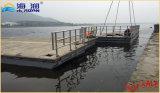 熱い販売モジュラー浮遊具体的な橋プラットホームのポンツーン