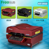 Freesub 3D Mult-Function Vacuum Sublimation da imprensa do calor da máquina