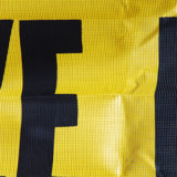 De gran formato de gran tamaño de carga de impresión de malla Publicidad Banner
