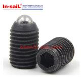 Плунжеры шарика нержавеющей стали привода DIN Hex