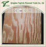 Venta de la fábrica directamente lujo madera contrachapada / decoración de madera contrachapada con el estampado en diseños