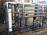 Equipamento industrial Cj1230 do tratamento da água da câmara de ar de FRP/PVDF