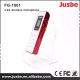 Mini 2.4G Digitaces micrófono sin hilos de Lavalier Mic Fg-1001
