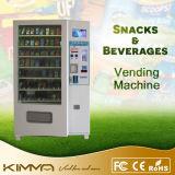 De automatische Automaat van het Scherm van de Advertenties van Cashless LCD Voor Kleine Punten