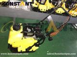 Малой установленный землечерпалкой гидровлический Compactor вибрируя плиты для сбывания