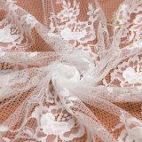 Tipi di merletti per il merletto Cording del ricamo del vestito da cerimonia nuziale del merletto della guipure degli indumenti