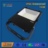 SMD3030 150W Outdoor LED Flood Light para esportes Stadium