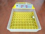 Mini macchina di Hatcher dell'incubatrice utilizzata famiglia delle 48 uova di Digitahi