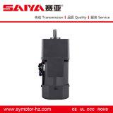 motor del engranaje del motor eléctrico de la CA de 220V 90W para la máquina arrebatadora de la impresión