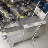 Baixo - bomba giratória removível do lóbulo do produto comestível da bomba da manteiga de amendoim de transferência da velocidade