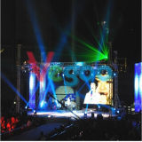 pantalla de visualización a todo color de alquiler de interior de LED de 4.8m m