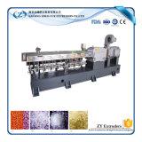 Alta capacidad PP/PE + gránulo plástico de Masterbatch del llenador del CaC03 que hace la máquina