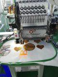 Einzelne flache computergesteuerte Stickerei-Hochgeschwindigkeitshauptmaschine für Schutzkappen-flache Stickerei Swf Stickerei-Maschinen-Preise