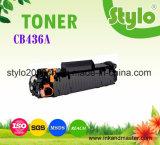 Toner CB436A della cartuccia di stampante per la stampante P1505/1505n/M1120/M1522n/Lbp-3250