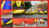 二重列のかいのための膨脹可能なバナナボート