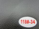 고품질 PVC 합성 가구 가죽 (118#)