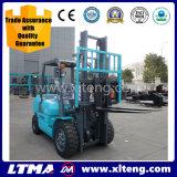 China-kleiner 3.5 Tonnen-Dieselgabelstapler mit Isuzu Motor
