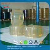 Langfang Nahrungsmittelgrad-Kristall - freier glatter Vinyltür-Vorhang Rolls