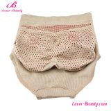 La alta cintura tradicional protege a señora atractiva desnuda Underwear del útero