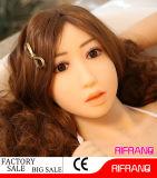 金属骨組リアルな愛人形が付いている最も新しい165cm TPEの実質の性の人形