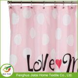 Günstige Stoff Duschvorhänge Pink Monogrammed Duschvorhang