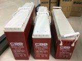 太陽/UPS/の電気通信システムのための長い生命12V 200ah前部ターミナル電池