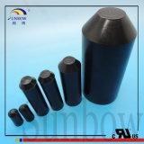 2: Lle protezioni di 1 della poliolefina di calore dello Shrink estremità elettriche del collegare