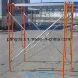 La Cina Camminare-Attraverso l'impalcatura del blocco per grafici per costruzione con la serratura di goccia