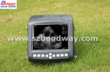 Explorador portable del ultrasonido del instrumento médico para el veterinario