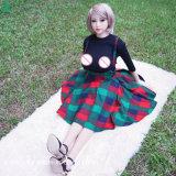 Poupée réaliste de sexe de la bande 158cm avec la poupée solide squelettique d'amour de Matel pour l'homme