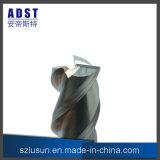 Режущий инструмент торцевой фрезы Adst 3flute алюминиевый для машины CNC