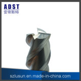 Het hoge Scherpe Hulpmiddel van de Molen van het Eind van het Carbide van het Wolfram van de Hardheid voor Aluminium